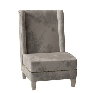 Driscoll Wingback Chair by Bernhardt