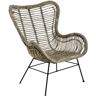 Sherise Wingback Chair By Sol 72 Outdoor