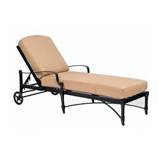 Woodard Isla Reclining Chaise ..