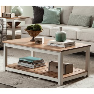 Gilmore Coffee Table With Storage By Rosecliff Heights