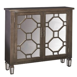 Zaire 2 Door Accent Cabinet By World Menagerie