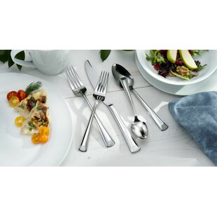 Cella 62 Piece Flatware Set
