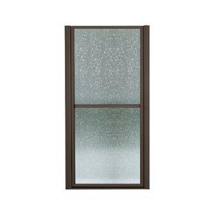 Finesse 39.5 x 65.5'' Pivot Shower Door by Sterling by Kohler