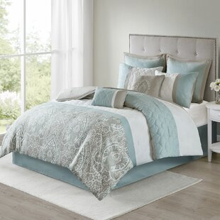 Keller 8 Piece Comforter Set
