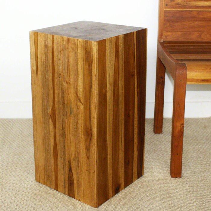Winton Block End Table