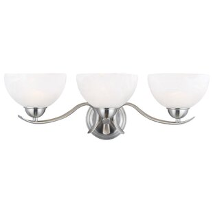 Trevie 3-Light Vanity Light by..