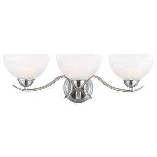 Trevie 3-Light Vanity Light by..