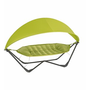 Gondola Polyester Hammock with Stand by TrueShade? Plus