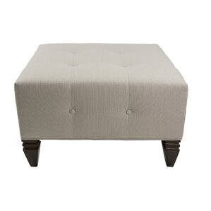 Hobson Square Ottoman by Darby Home Co