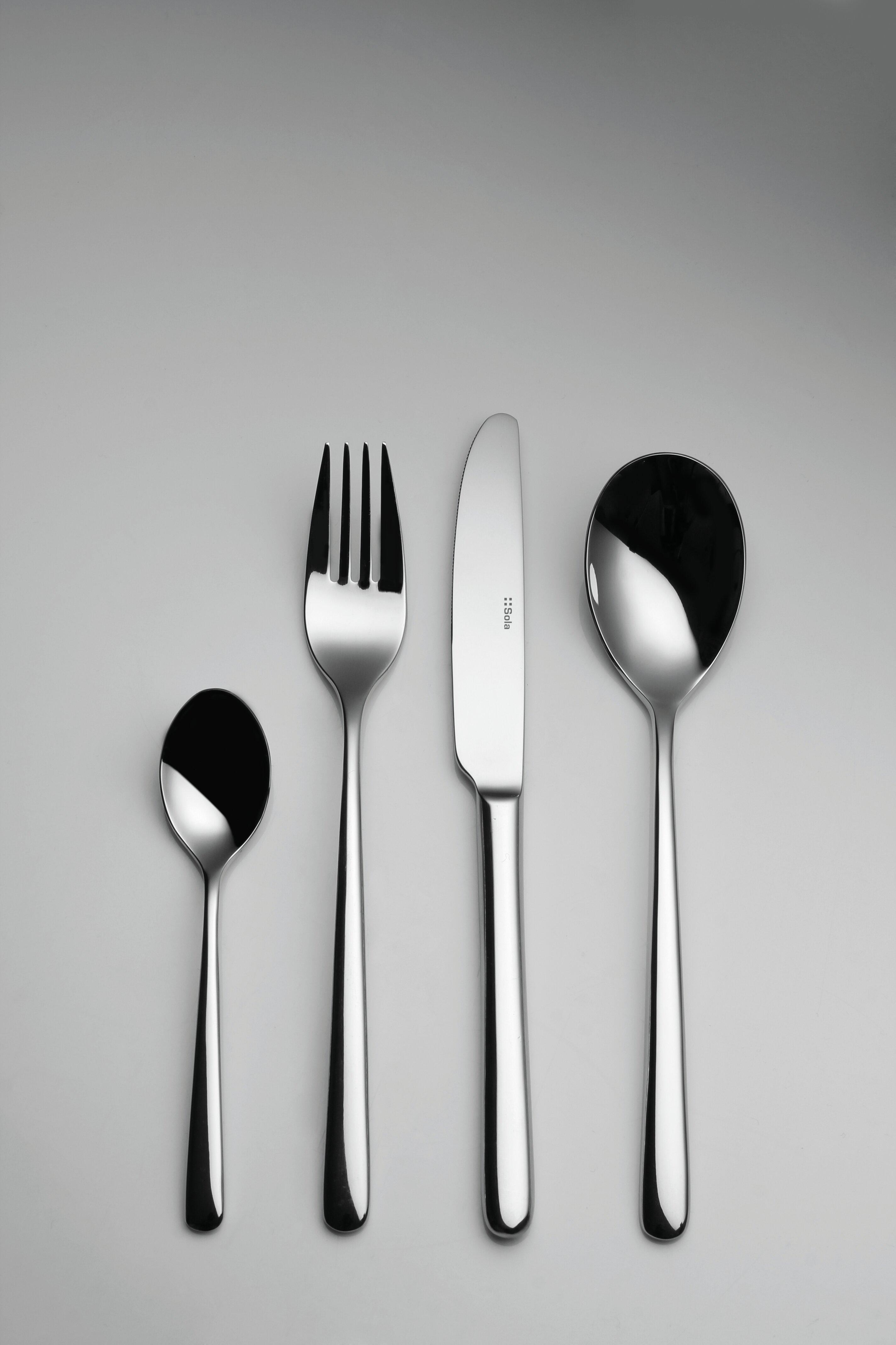 Sola Switzerland City Elite 24-Piece Cutlery Set   Wayfair.co.uk