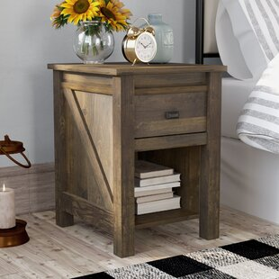Cleveland 1 Drawer Nightstand By Gracie Oaks