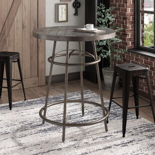 Clarisse Pub Table by Laurel Foundry Modern Farmhouse