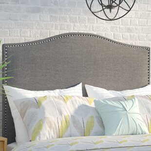 Mercury Row Zoe Upholstered Panel Headboard