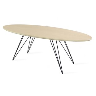 Buy clear Williams Coffee Table by Tronk Design Reviews (2019) & Buyer's Guide