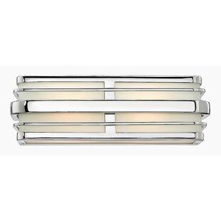 Savings Bianchi 2-Light Bath Bar By Brayden Studio