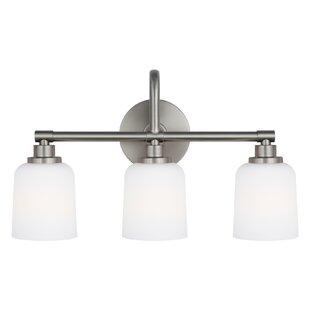 Beachcrest Home Randwick 3-Light Vanity Light