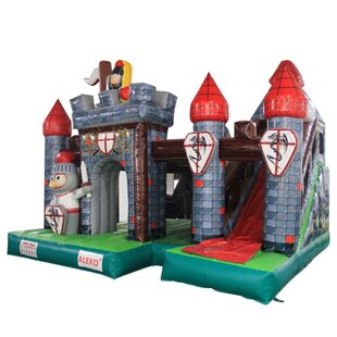 Commercial Bounce House ByALEKO
