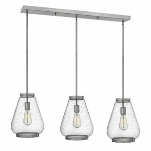 Hinkley Lighting Finley 3-Light Kitchen Island Pendant