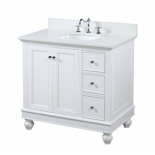 Affordable Bella 36 Single Bathroom Vanity Set By Kitchen Bath Collection