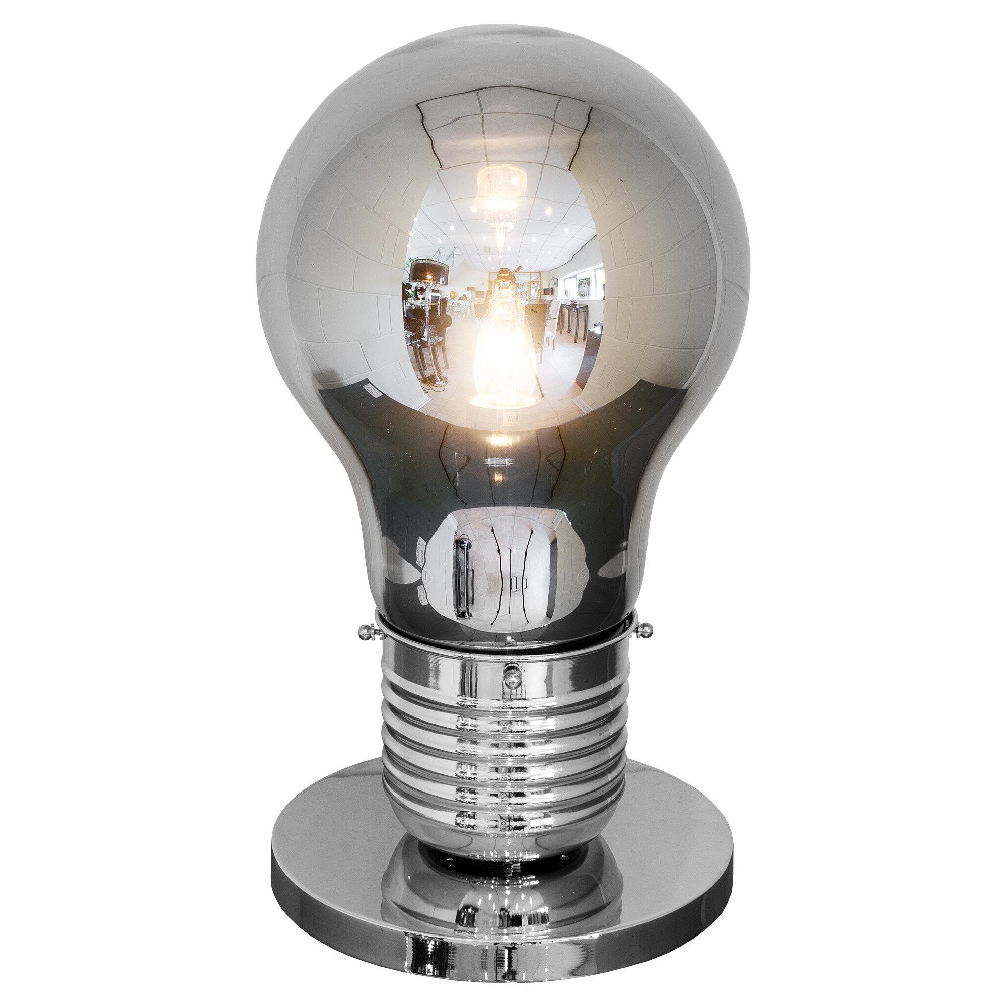 Bulb Shaped 50cm Novelty Lamp