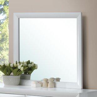 Towslee Rectangular Dresser Mirror