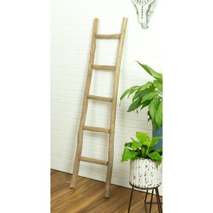 Compare & Buy 5 ft Blanket Ladder ByUnion Rustic