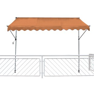 Waleska W 2 X D 1.2m Retractable Patio Cover Awning By Sol 72 Outdoor