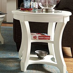 Deanne Chairside Table by Canora Grey