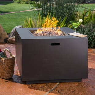 Marvelous Tammy Cast Iron Propane Gas Fire Pit Table