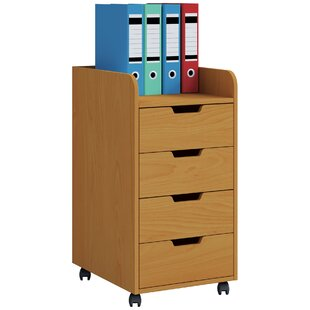 Fordham 4 Drawer Filing Cabinet By 17 Stories