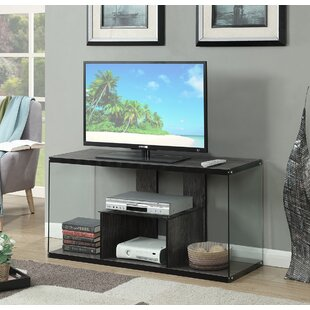 Inexpensive Calorafield TV Stand for TVs up to 50 by Wade Logan Reviews (2019) & Buyer's Guide