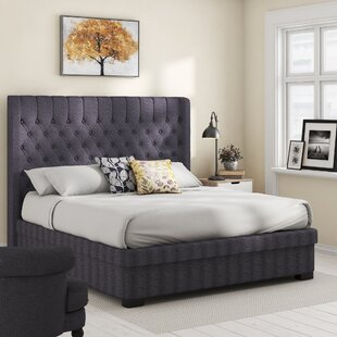 Nellie Upholstered Bed By Ophelia & Co.