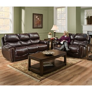 Carolina Reclining Configurable Living Room Set Red Barrel Studio