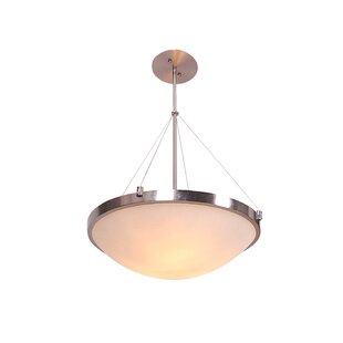 Mercer41 Kersey 1-Light Bowl Pendant