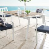Anaya Patio Aluminum Dining Table