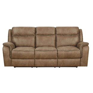 Rakhimov Reclining Sofa by Loon Peak