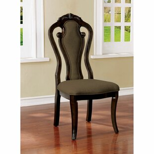 Colby Upholstered Dining Chair (Set of 2) Astoria Grand