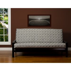 Box Cushion Futon Slipcover by..