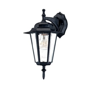 Coupon Stovall Outdoor Wall Lantern By Charlton Home