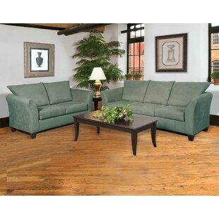 Red Barrel Studio Configurable Living Room Set
