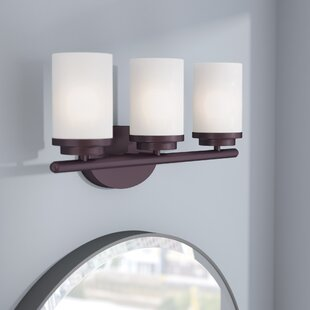 Latitude Run Callender 3-Light Vanity Light