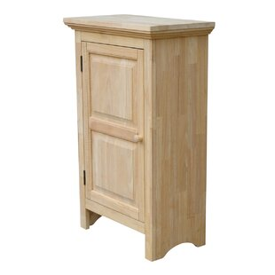 Single Door Accent Cabinet by International Concepts
