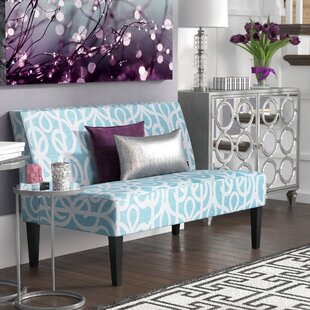 Benson Fabric Loveseat