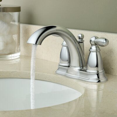 faucet single overstock in hole bathroom handle nickel faucets throughout with popular brantford moen brushed for kingsley awesome less
