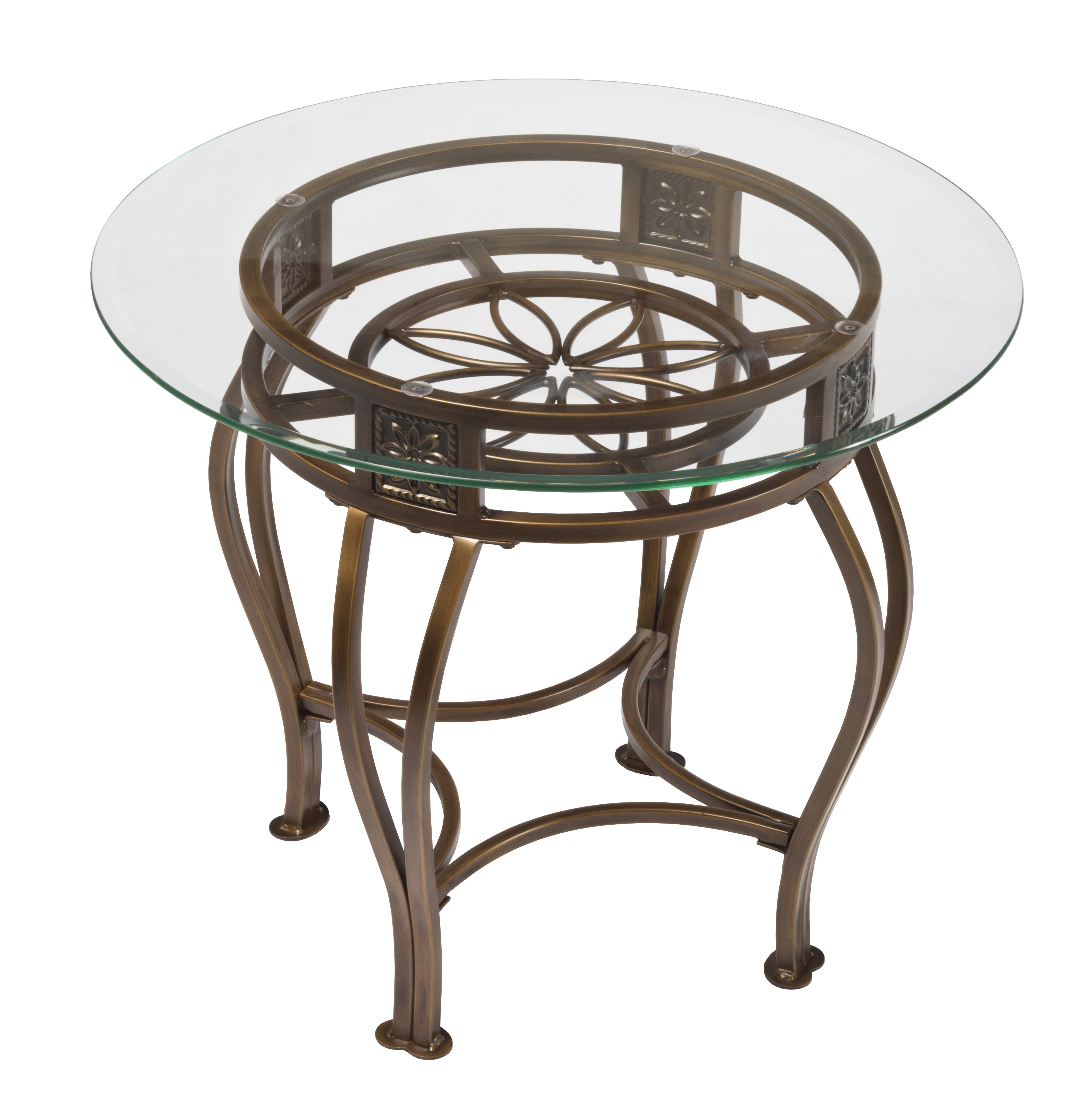 Clarkedale Contemporary End Table