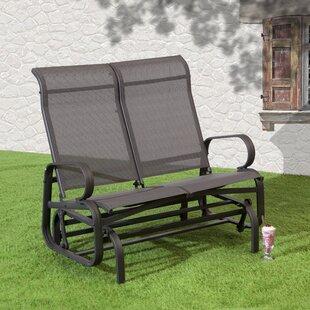 Landa Glider Bench By Sol 72 Outdoor