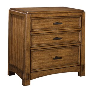 Winslow Park 3 Drawer Nightstand by Broyhill?