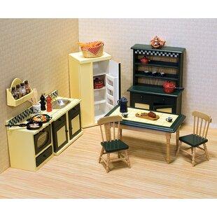 Dollhouse Kitchen Furniture