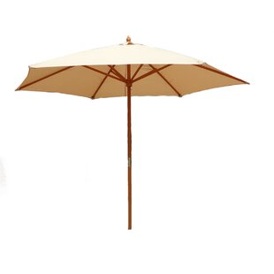 Raina 2.5m Traditional Parasol By Freeport Park