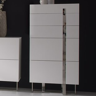 4 Drawer Chest Of Drawers By Angel Cerda
